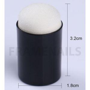 Gradiant Sponge Black (x2)