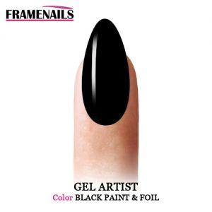 Gel Artist Black & Foil 1