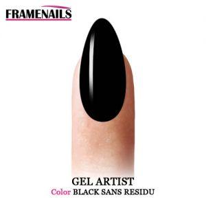 Gel Artist Black Sans Résidu
