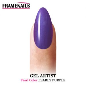 Gel Artist Pearly Purple