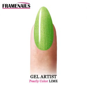 Gel Artist Pearly Lime