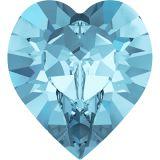Coeurs 4884 Aquamarine (5pcs)