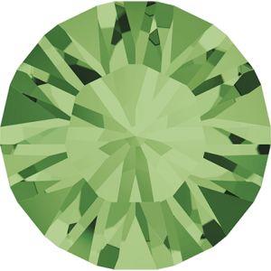 Chatons 1028-PP3 Peridot 1mm (50pcs)