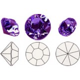 Chatons Amethyste PP3-SS0 1mm (50pcs)