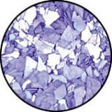 Luxury Crushed Shell Stone Violet (Boite 5gr)