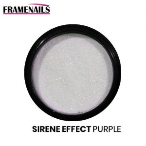 Glitter Sirène Effect Purple