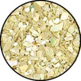 Luxury Crushed Shell Stone Ivory (Boite 5gr)