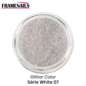 Glitter Color Série White 07