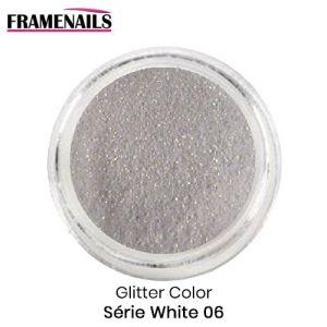Glitter Color Série White 06