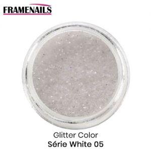 Glitter Color Série White 05