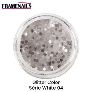 Glitter Color Série White 04