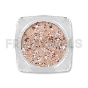 Mix Glitter Pastel Serie 10