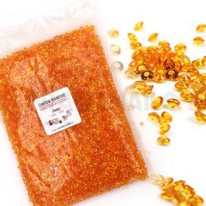 Chatons Diamond Déco Orange (160gr)