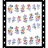 Stickers Water No166