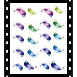 Stickers Water No288