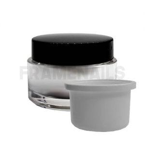 Pot Double Contenance Transparent