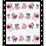 Stickers Water No155