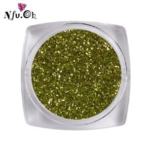 Paillettes Nfu Oh M-Yellow Green
