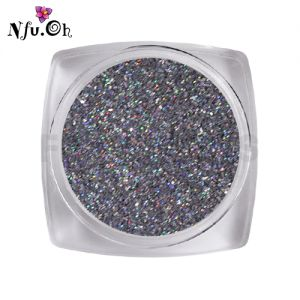 Paillettes Nfu Oh R-Hologram Silver
