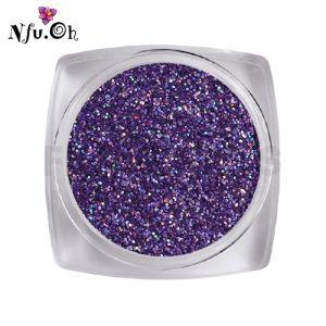 Paillettes Nfu Oh R-Hologram Violet