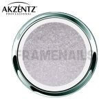 Pearlescent Powder Silver AKZENTZ