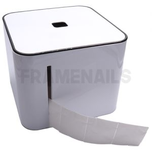 Nail Wipe Box The Cube