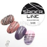 Gel Spider Line White