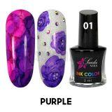 Saida Ink 01 Purple