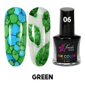 Saida Ink 06 Green