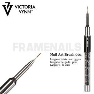 Pinceau Nail Art 001 VV
