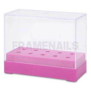 Boîte Rangement 10 Fraises Pink