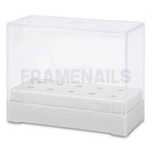 Boîte Rangement 10 Fraises White
