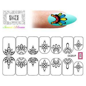 Sweet Bloom Stickers 10