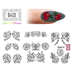 Sweet Bloom Stickers 13