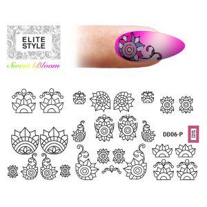 Sweet Bloom Stickers 14