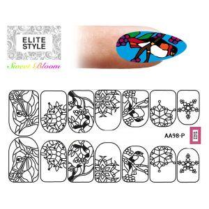 Sweet Bloom Stickers 20