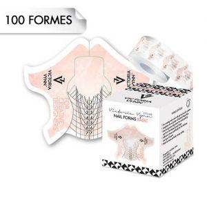 Nail Forms Basic VICTORIA VYNN (x100)