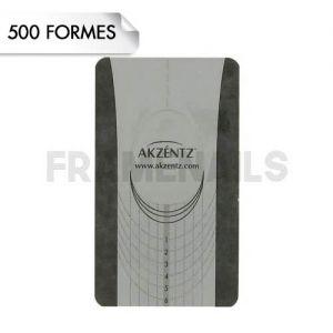 Formes Rectangulaires AKZENTZ (x500)