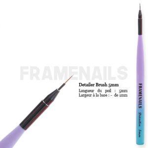 Pinceau Detailer 5mm