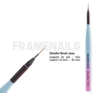 Pinceau Detailer 7mm