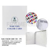 Nail Color Card 120