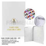 Nail Color Card 308