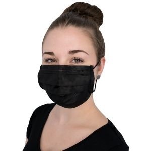 Masques Protection Black (x50)