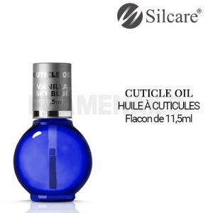Huile Cuticules Vanilla Sky Blue Pinceau 11.5ml