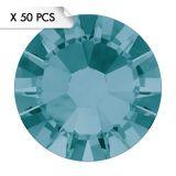 Strass SS5 Blue Zircon (50pcs)