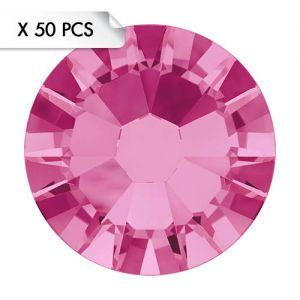 Strass SS5 Rose (50pcs)
