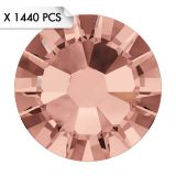 Strass SS5 Blush Rose (1440pcs)