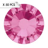Strass SS7 Rose (50pcs)