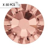 Strass SS7 Blush Rose (50pcs)