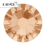 Strass SS7 Light Peach (50pcs)